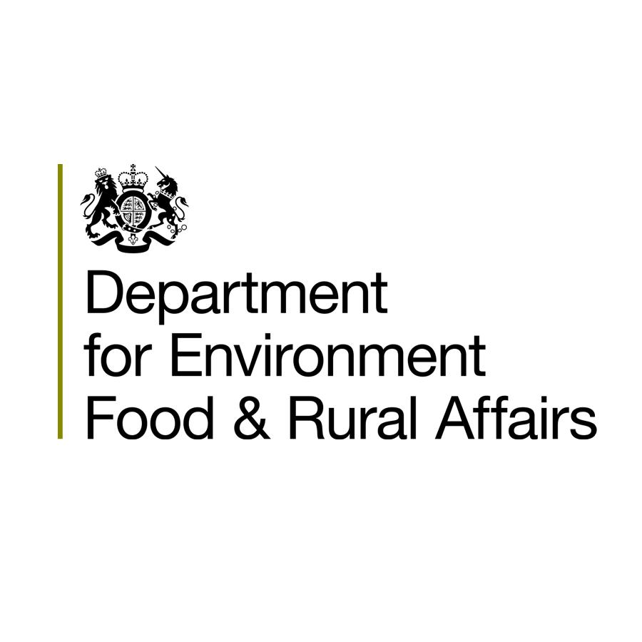 DEFRA logo - Bovine TB
