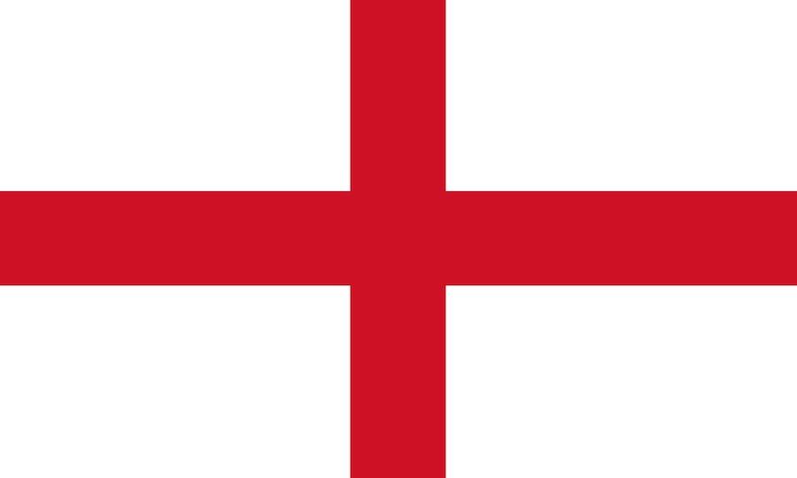 England flag - TB hub