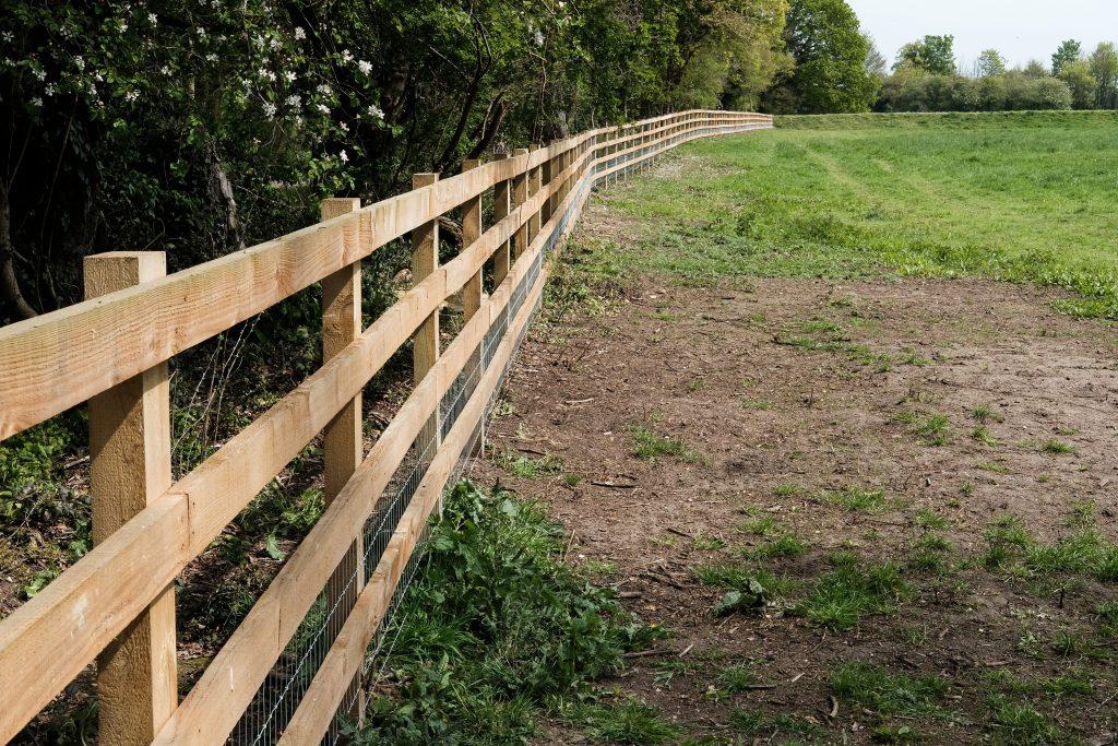 Farm fencing - Bovine TB