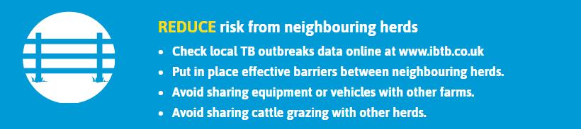 Reduce Bovine TB