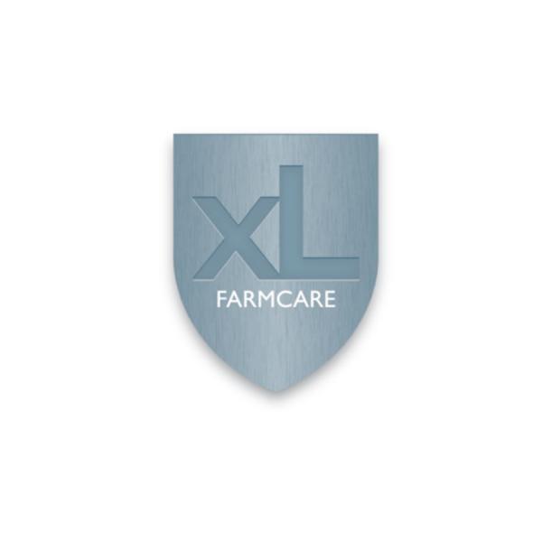 XL Farmcare logo - Bovine TB